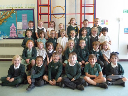 Class Page for Year 2