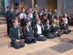 Hand Chimes at Coventry Cathedral