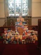 Collection for Leamington Churches Food Bank