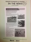 St Chad's Sports Report March