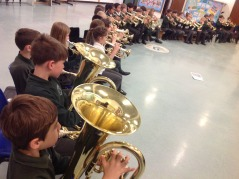 Brass Performance by Y3