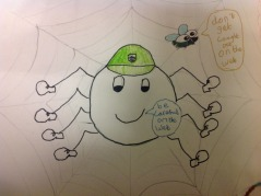 """Be Careful On The Web"" (Winner: Bayley Y5)"