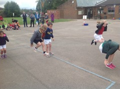 KS1 Jumping Jacks