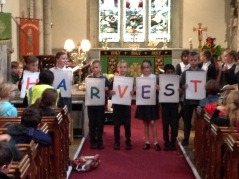Harvest at St Chad's 2017