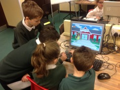 Computing with Scratch