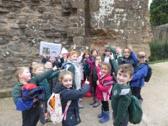 History comes alive at Kenilworth with Y2