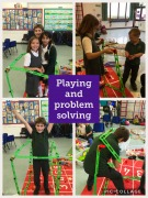 Playing and Problem Solving